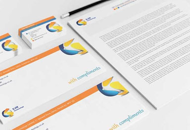 EJH Technologies - Business Cards, Letterheads, Compliment Slips