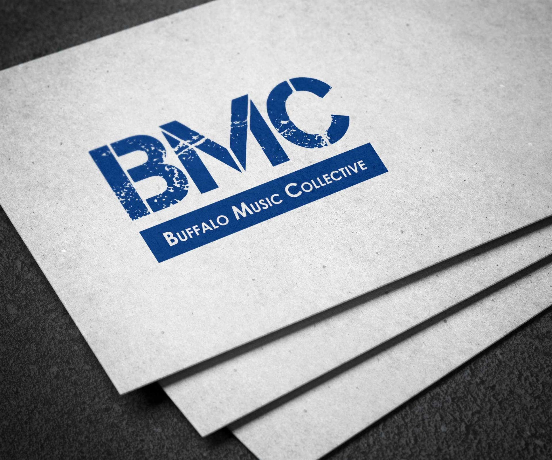 Loco design for Buffalo Music Collective