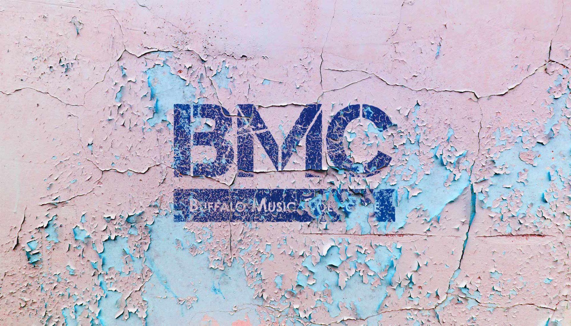 Logo for Buffalo Music Collective