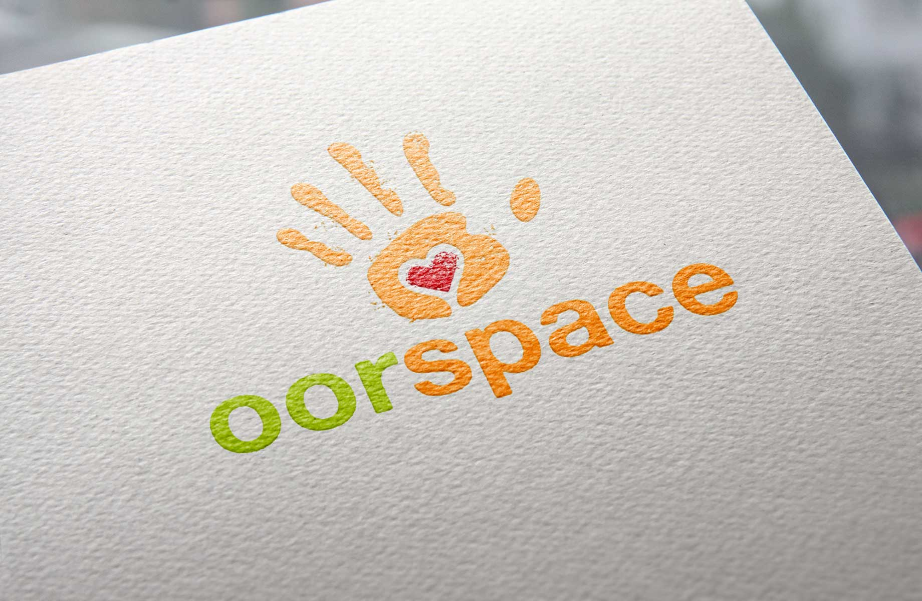 Oor Space - Logo Design